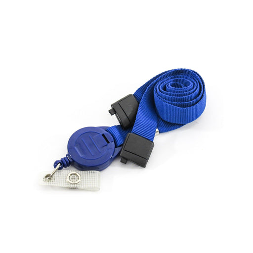 Blue combined Lanyard with Yo-Yo