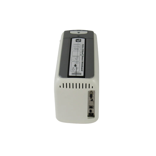 Zebra Wristband Printer rear view