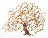 Copper Willow Leaf Tree 3 ft