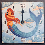 Tide Clocks - Marble Slab