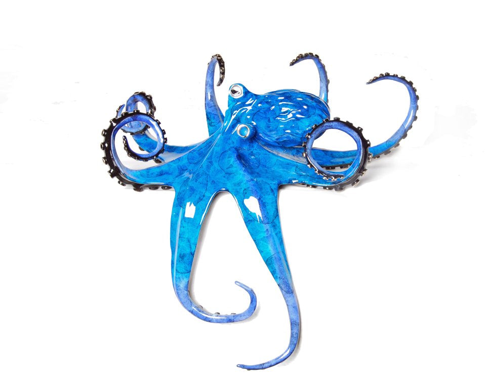 Dangler Bronze Octopus