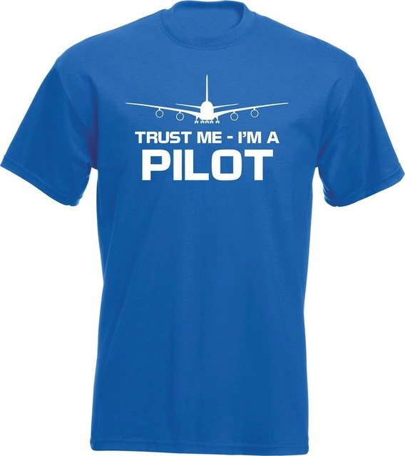 Men S Tees Trust Me I M A Airplane T Shirt Funny Flight Aviangel