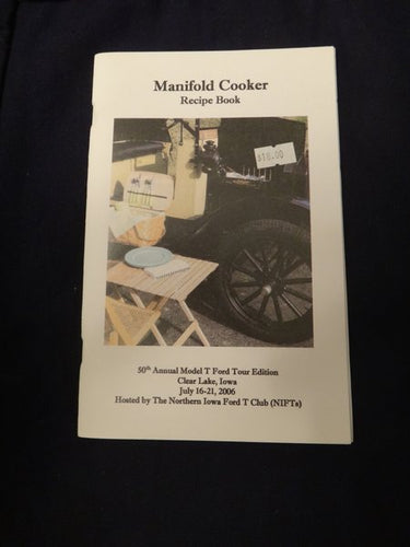 Manifold Cooker Recipe Book