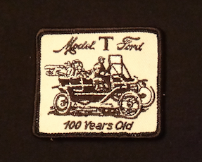 100 Year Patch