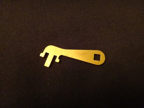 Brass Ignition Key