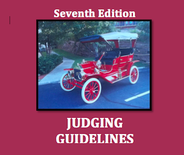 Judging Guidelines, 7th Edition