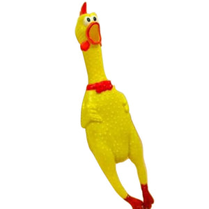 RUBBER Screaming Chicken