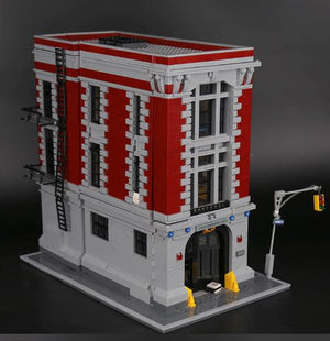 GHOSTBUSTERS Firehouse Headquarter