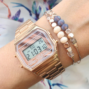 Deal Of The Day // Rose Gold Vintage Watch