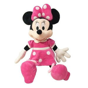 MINNIE Plush - Pink Version