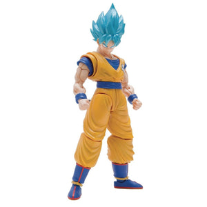 SUPER SAIYAN BLUE Action Figure