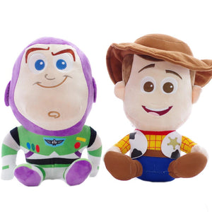 BUZZ & WOODY Plush