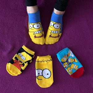 DEAL OF THE DAY // THE SIMPSONS Socks