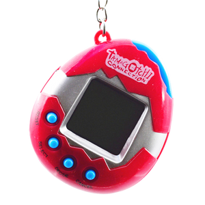 LIMITED EDITION - ULTIMATE Red Tamagotchi