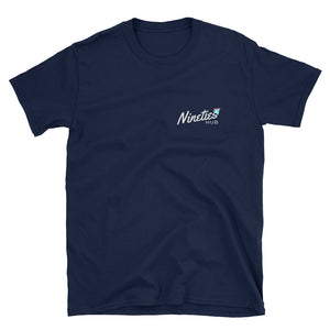 Nineties Hub Navy T-Shirt