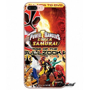 POWER RANGERS iPhone Cover
