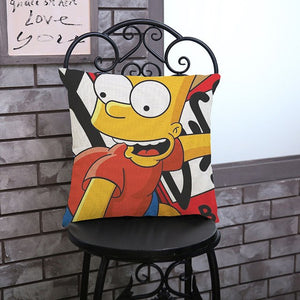 THE SIMPSONS Pillow Cases