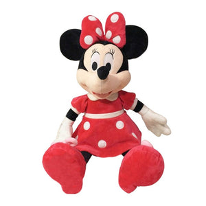 MINNIE Plush - Red Version