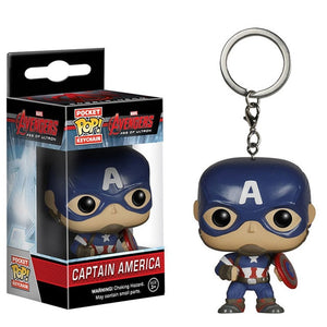 POP CAPTAIN AMERICA