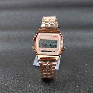 Rose Gold Vintage Watch