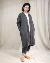 Load image into Gallery viewer, WOOL/ANGORA LONG CARDIGAN