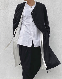 NOT TRADITIONAL 3 LAYERED COAT