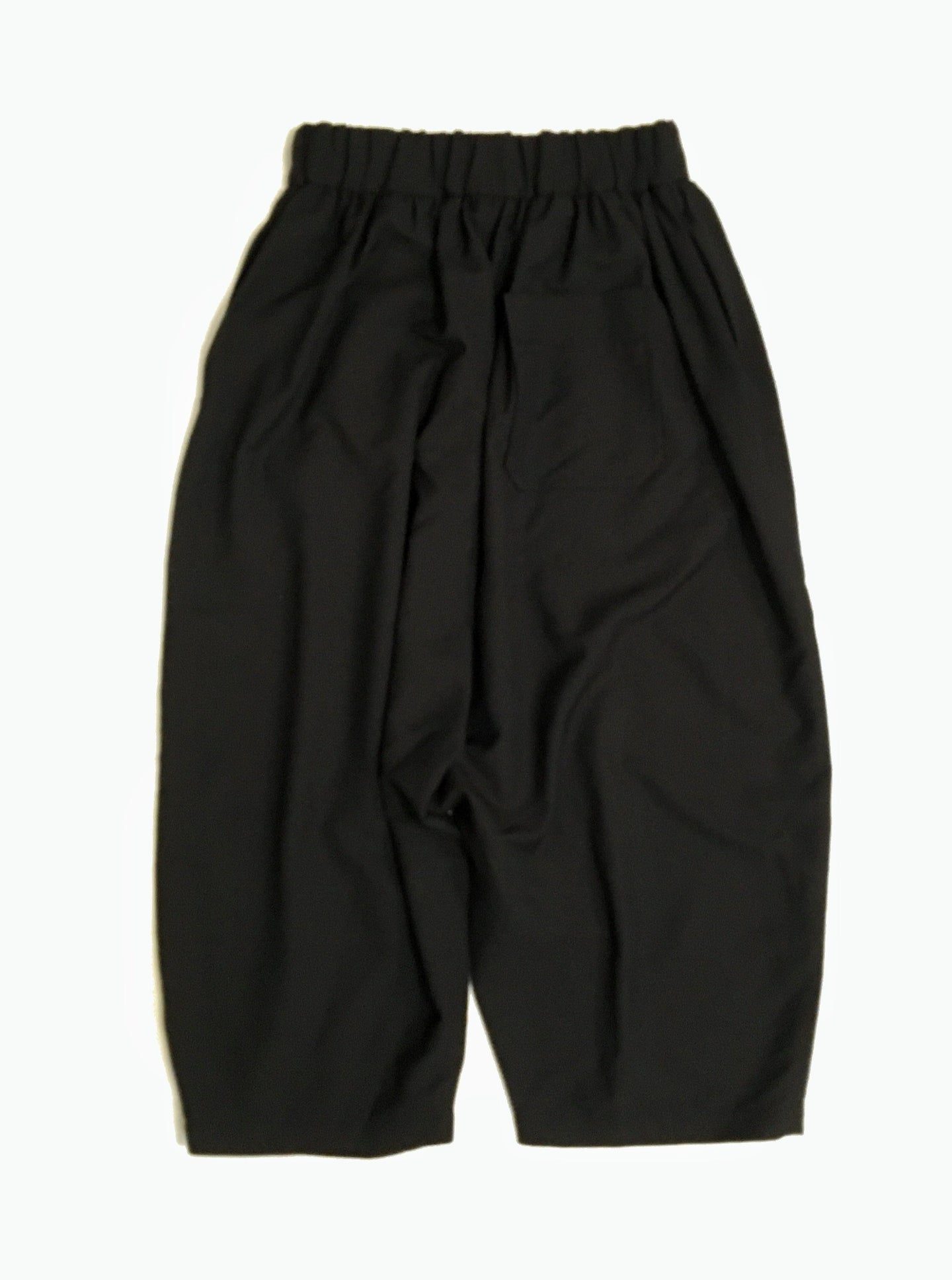 POLYESTER DOBBY BUTCHER CLOTH PANTS