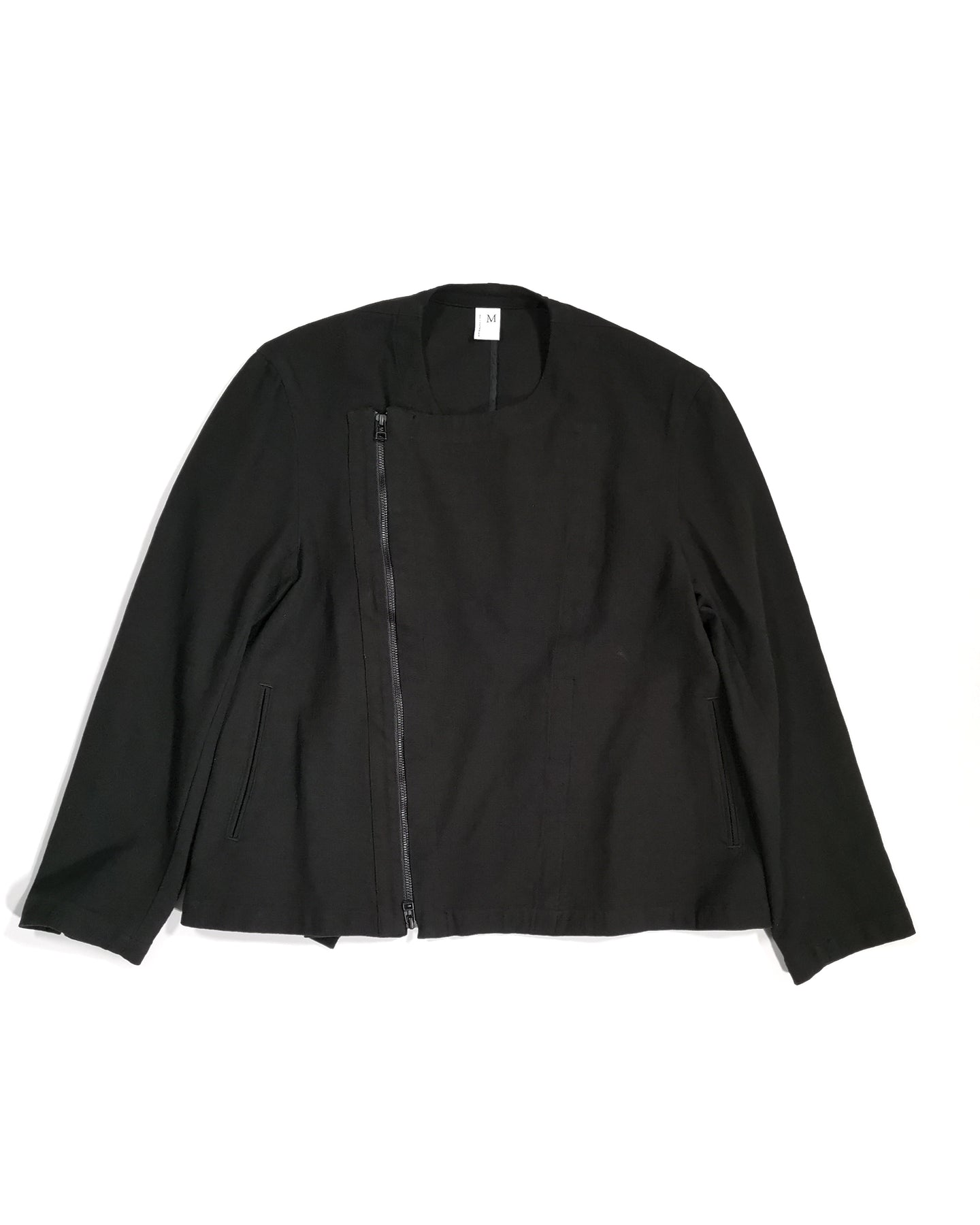 SALT SHRINKAGE COTTON JACKET