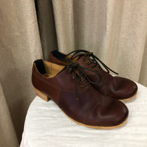 FARMER'S SHOES DERBY LACE UP