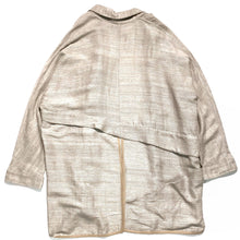 Load image into Gallery viewer, LEH,RAW SILK HAORI,medium rare online