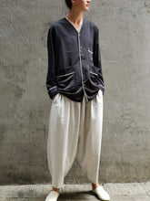 Load image into Gallery viewer, NO CONTROL AIR,POLYESTER DOBBY BUTCHER CLOTH PANTS P# S9-NC133PF,medium rare online