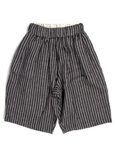 Load image into Gallery viewer, NO CONTROL AIR,SILK & LINEN DOBBY STRIPE SHORTS,medium rare online