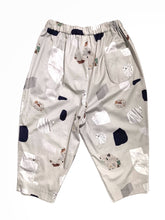 Load image into Gallery viewer, DULCAMARA,STONE PRINT DRAWSTRING PANTS,medium rare online