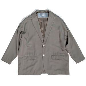 DULCAMARA,SUMMER WOOL LAPEL JACKET,medium rare online