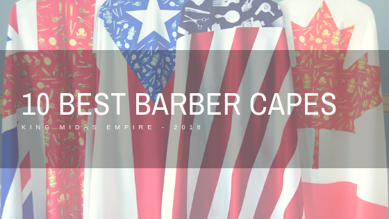 The best barber capes
