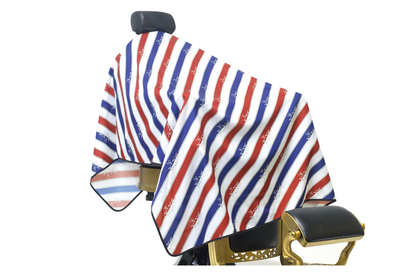 barber capes- hair cutting capes - barber cape- best barber capes - king midas capes