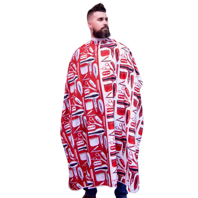 Barber cape- Barber Capes - capes for barbers - hair cutting capes -cutting capes-King Midas capes