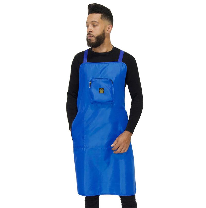 barber aprons - barber apron - apron for barber - haircutting aprons- hair stylist apron - professional barber apron - barber strong aprons-king midas aprons -barber aprons for sale -barber apron black -
