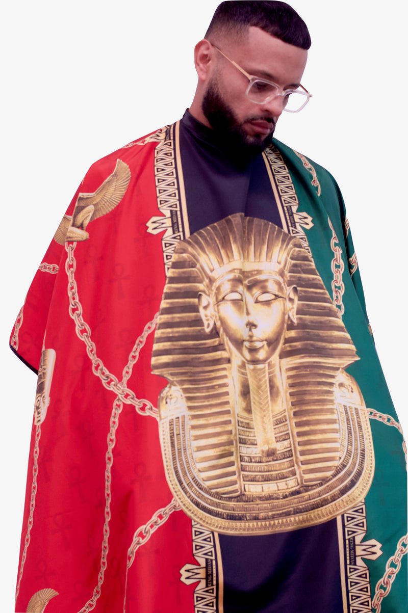 africa cape- african cape -egypt cape -barber capes - barber cape -best barber capes -king midas capes -
