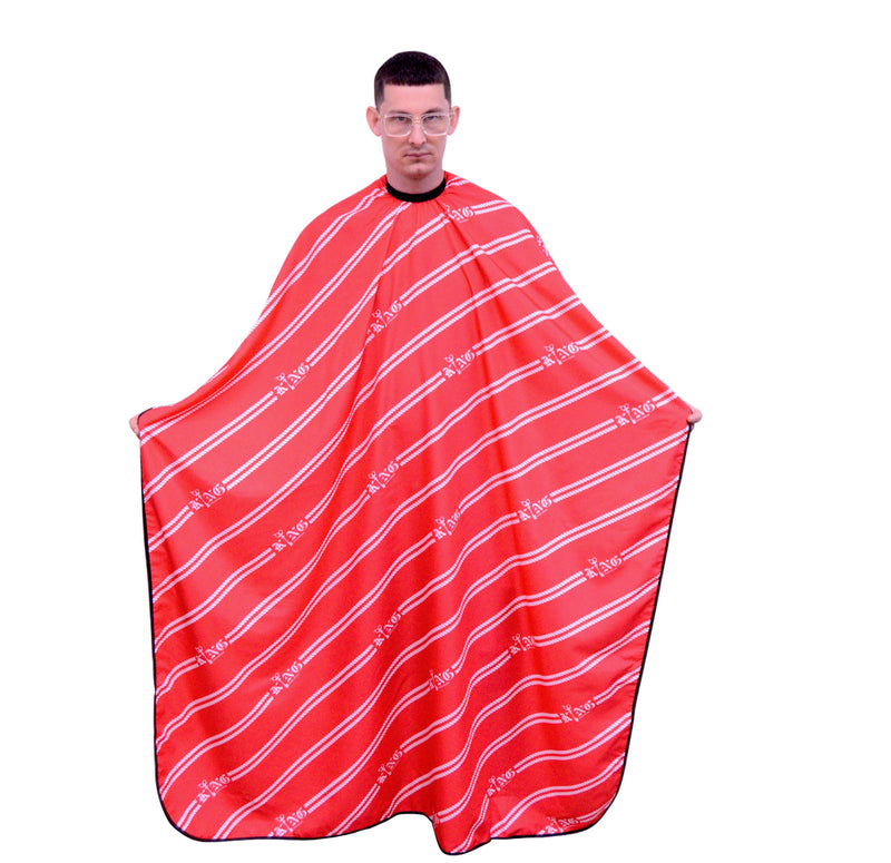 Kingpin Elastic Neck Barber Cape Collection
