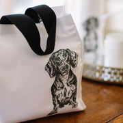 DACHSHUND - LUNCH BAG - doggily