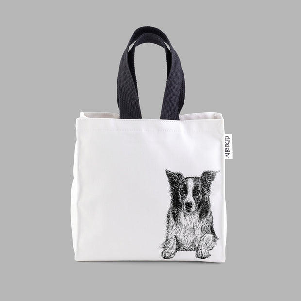BORDER COLLIE - LUNCH BAG - doggily