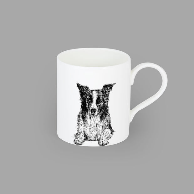 BORDER COLLIE - LARGE MUG (400ml) - doggily