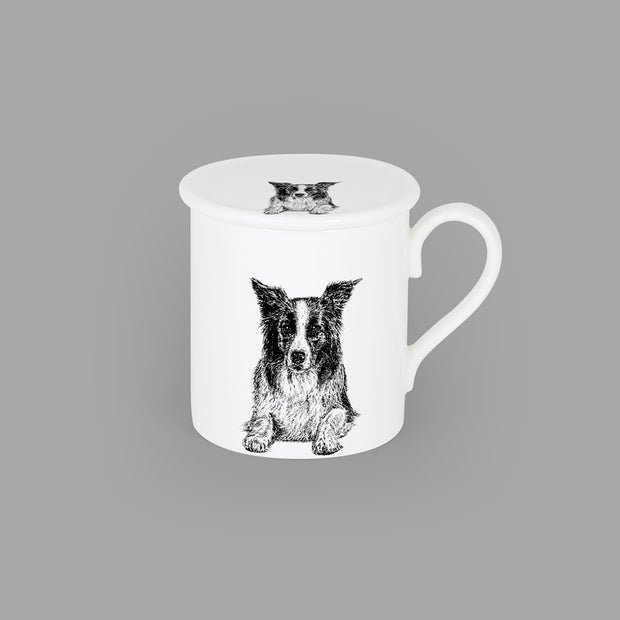 BORDER COLLIE - STANDARD MUG (300ml) - doggily