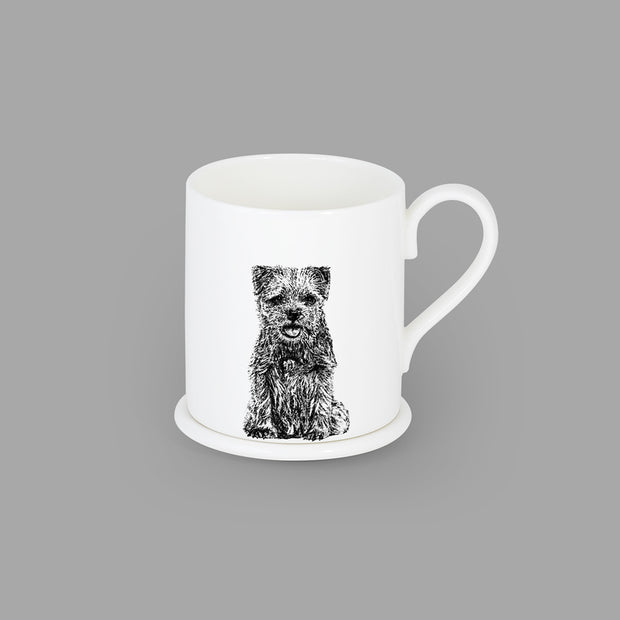 BORDER TERRIER - STANDARD MUG (300ml) - doggily