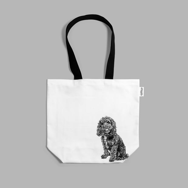 COCKAPOO - SHOPPING BAG - doggily