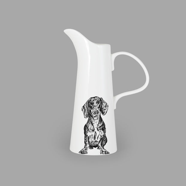 DACHSHUND - LARGE JUG (25cm HIGH) - doggily