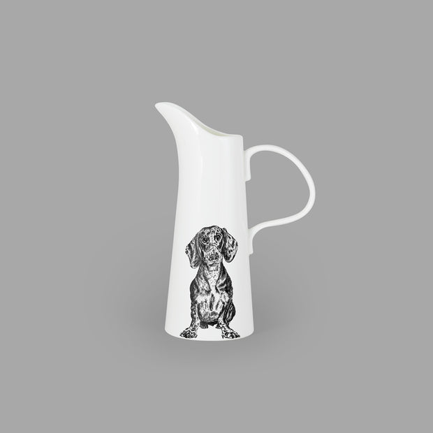 DACHSHUND - MEDIUM JUG (20cm HIGH) - doggily