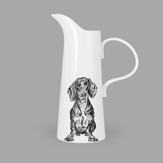 DACHSHUND - X LARGE JUG (30cm HIGH) - doggily