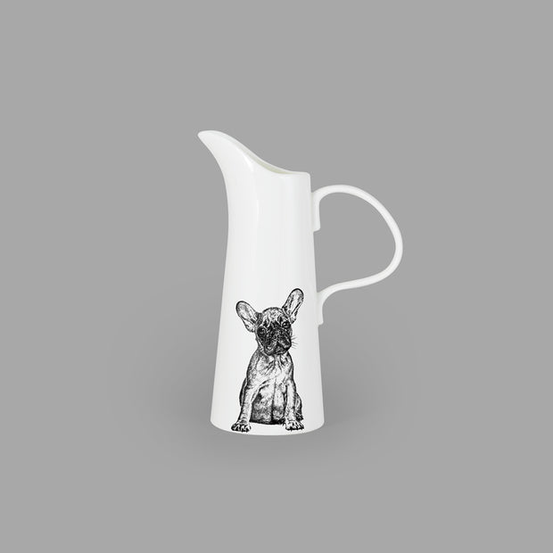 FRENCH BULLDOG - MEDIUM JUG (20cm HIGH) - doggily